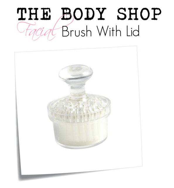 The Body Shop Facial Brush