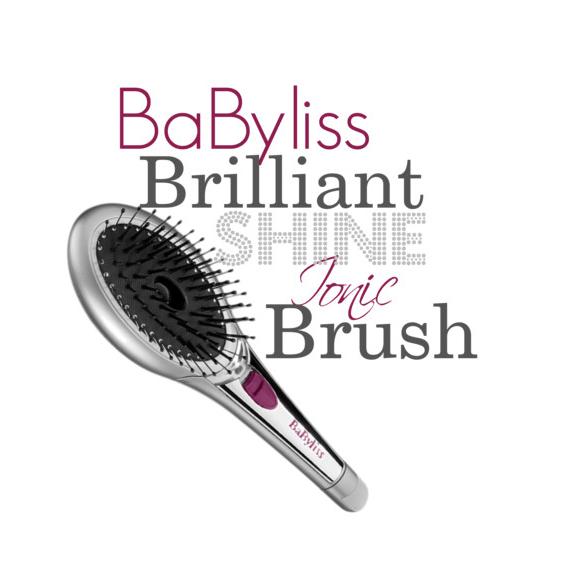 Babyliss Brilliant Shine Ionic Brush