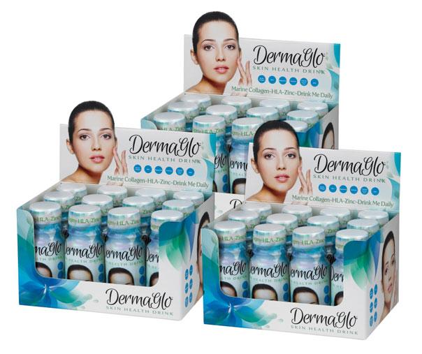 DermaGlo Collagen Health Drink