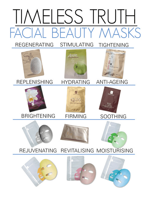 Timeless Truth Beauty Masks