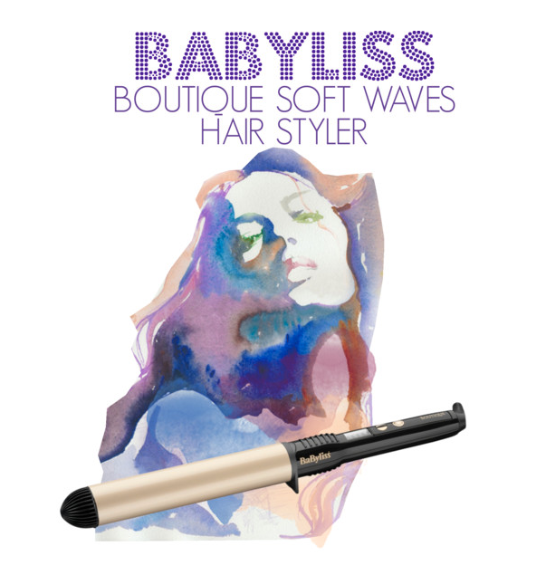 BaByliss Boutique Soft Waves Hair Styler