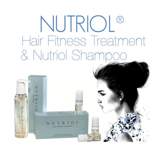 Nutriol® Hair Fitness Treatment & Shampoo