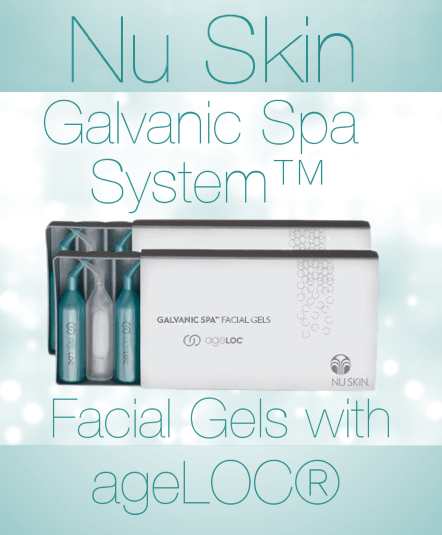 Review nu skin galvanic spa system facial gels with ageloc nu skin galvanic spa system facial gels with ageloc colourmoves