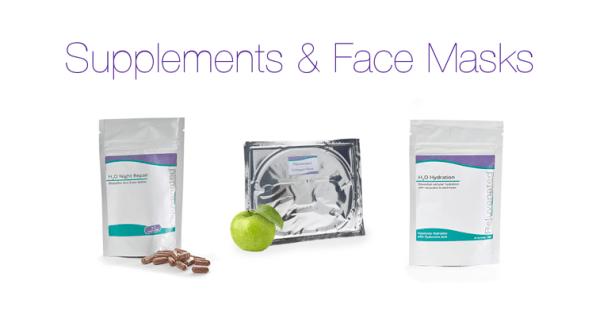 Rejuvenated Supplements and Face Masks