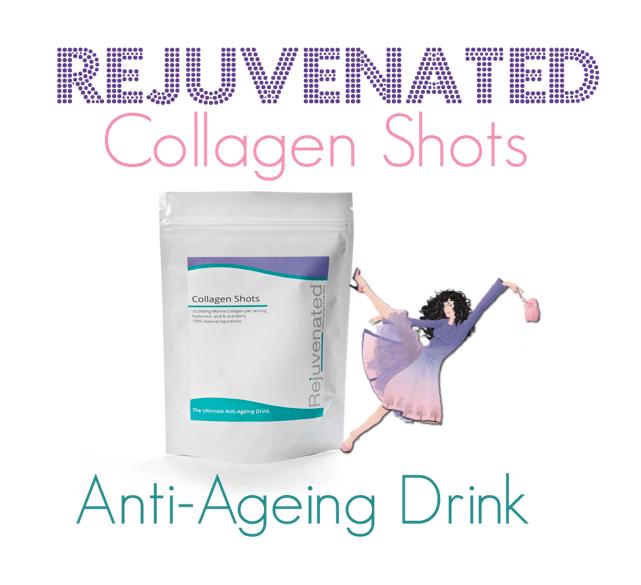 Rejuvenated Collagen Shots Drink