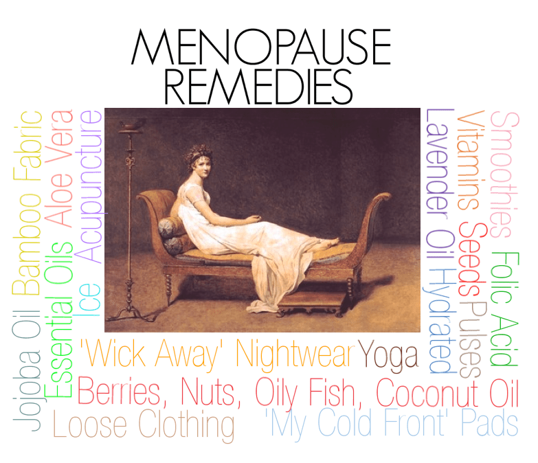 How to survive the menopause - Practical tips