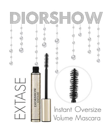 DIOR Diorshow Extase Mascara