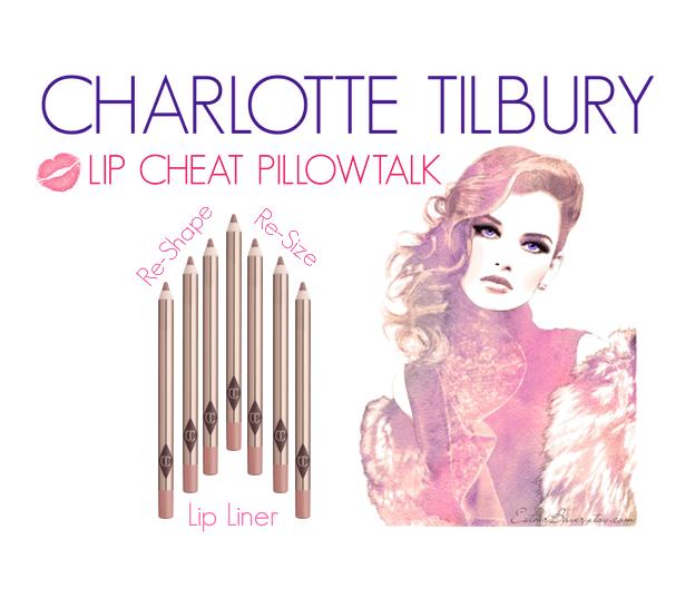 Charlotte Tilbury Pillowtalk lipliner