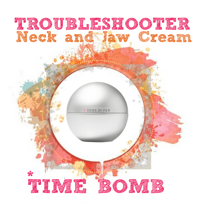 Timebomb, Troubleshooter Neck & Jaw Cream