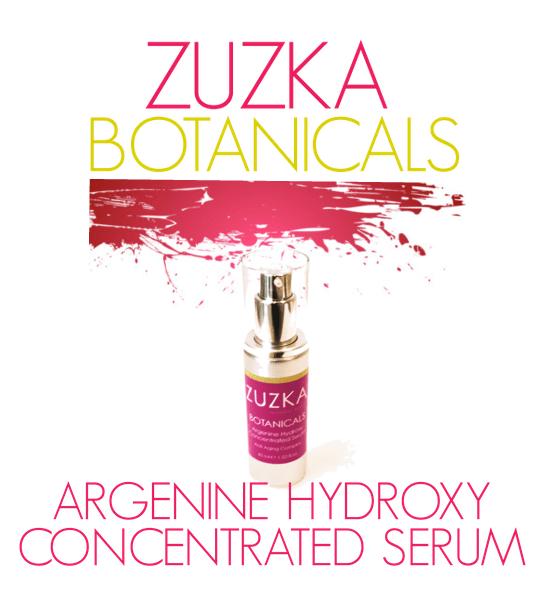 Zuzka - Botanicals Argenine Hydroxy Concentrated Serum