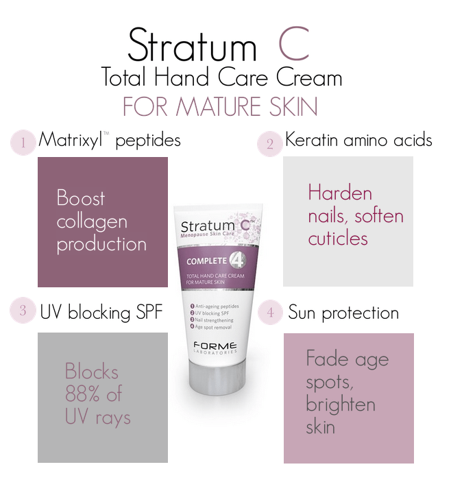 Stratum C - Total Hand Care Cream for Mature Skin