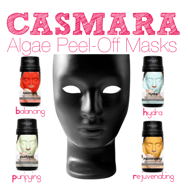 CASMARA Algae Peel-Off Masks