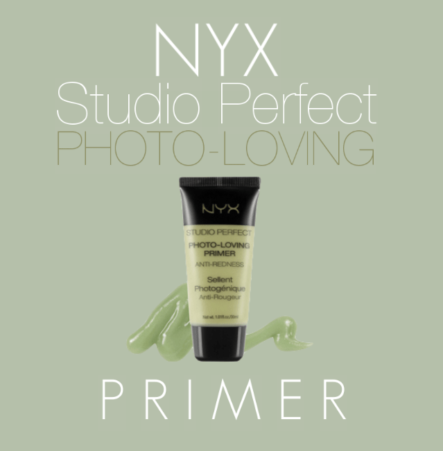 NYX Studio Perfect Photo-Loving Primer
