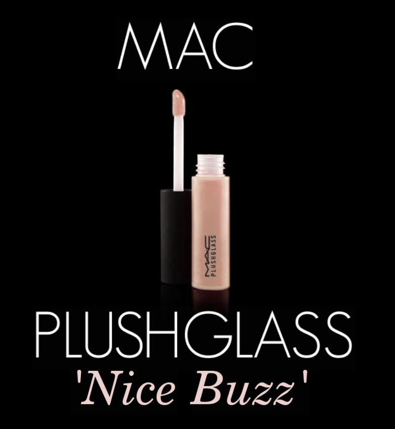 Mac Plushglass Lipgloss in 'Nice Buzz'