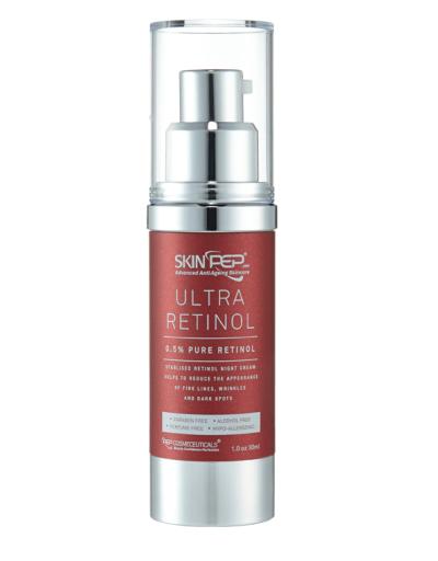 SkinPep® Ultra Retinol 0.5% Serum