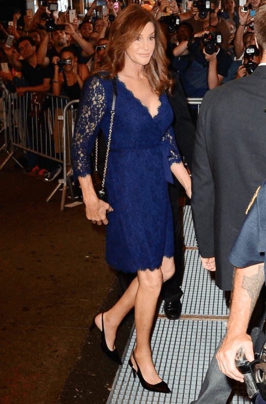 Caitlyn Jenner - Source Getty Images