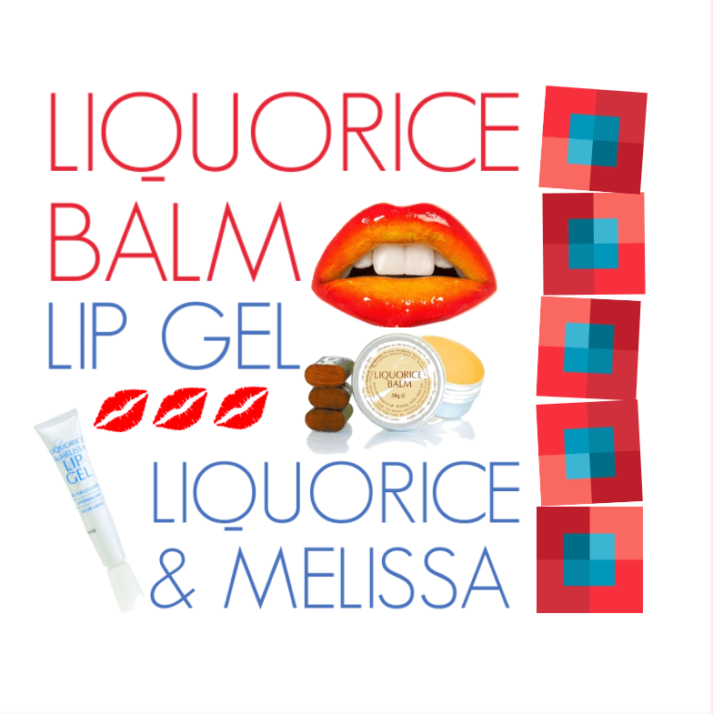 Skin Shop Liquorice Melissa Rescue Lip Gel
