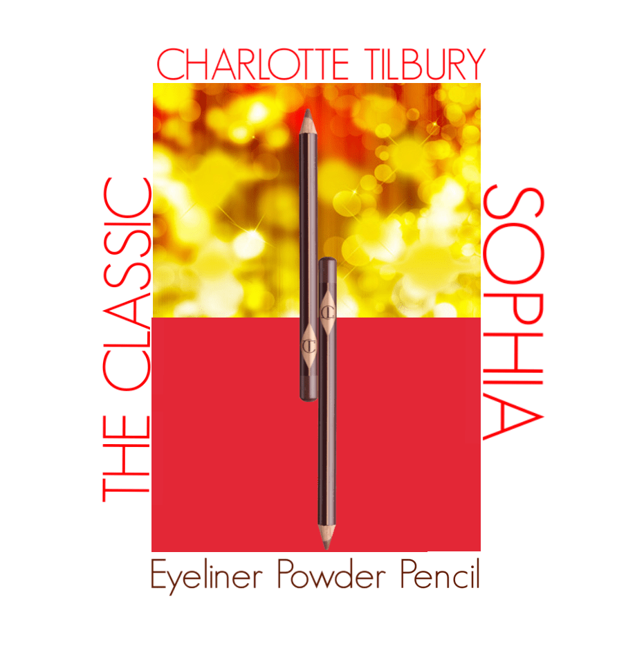 REVIEW Charlotte Tilbury Eyeliner Powder Pencil 'Sophia'