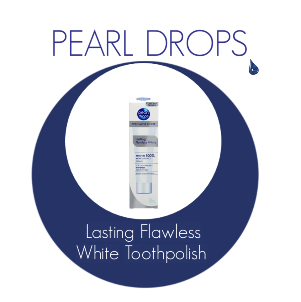 Pearl Drops Lasting Flawless White