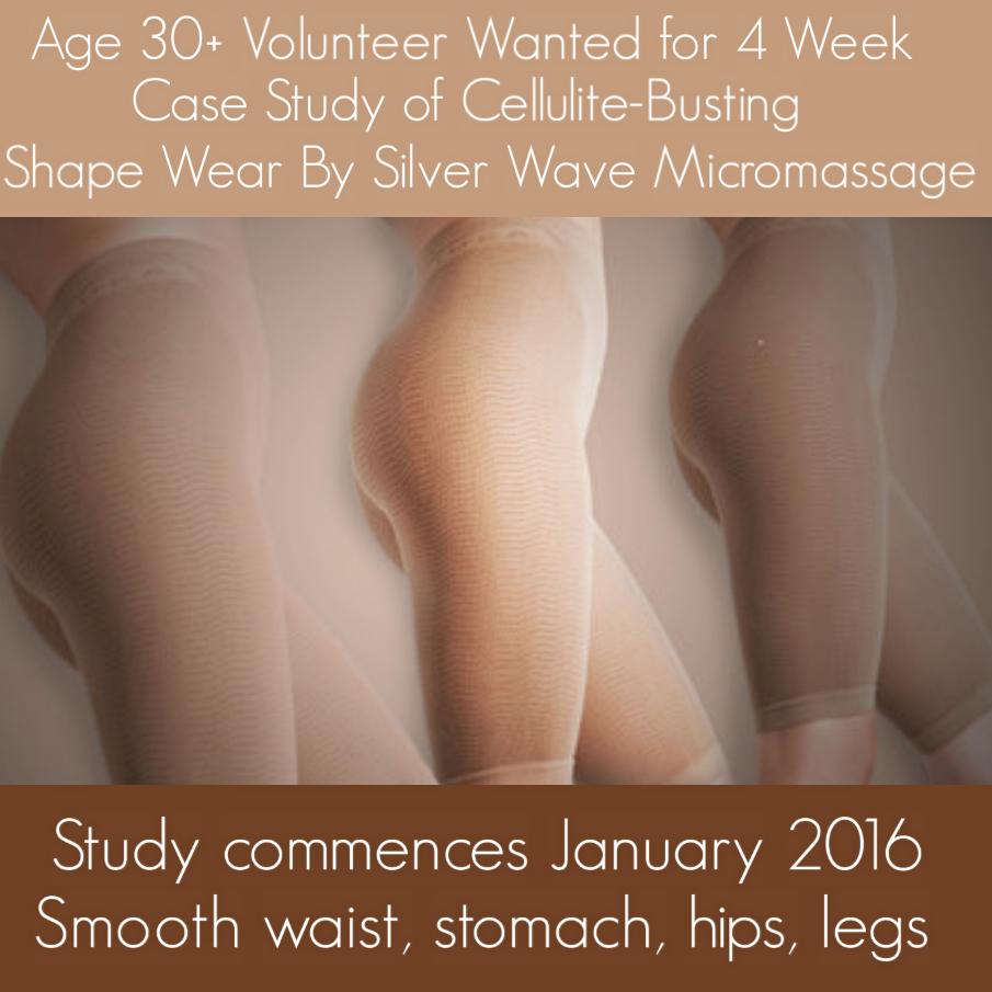 Silver Wave microMassage Shapewear