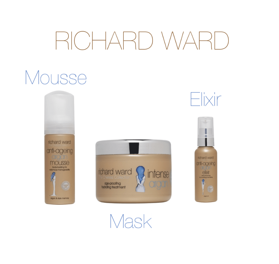 Richard Ward Anti- Ageing Argan