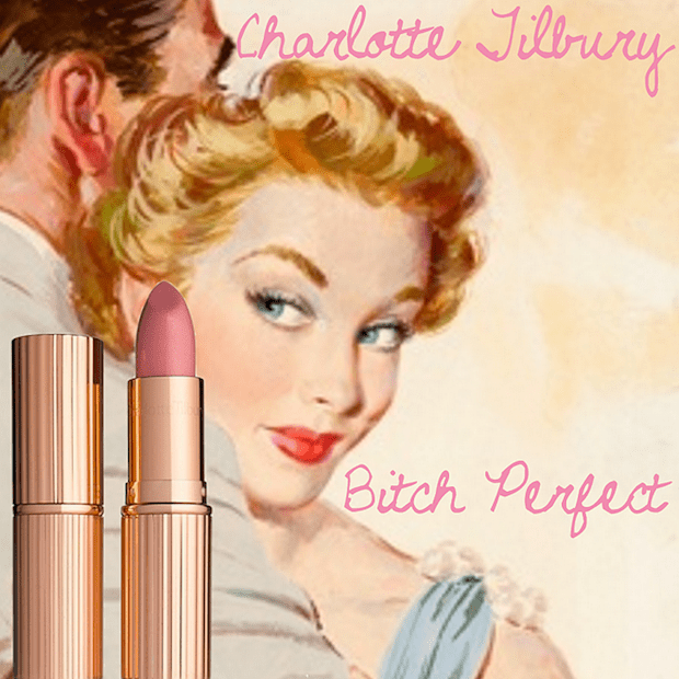 REVIEW Charlotte Tilbury Bitch Perfect Lipstick