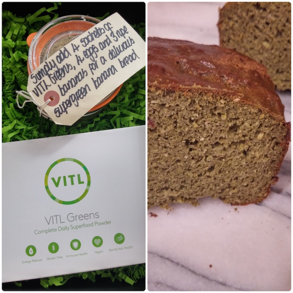VITL GREENS Complete Daily Superfood Supplement