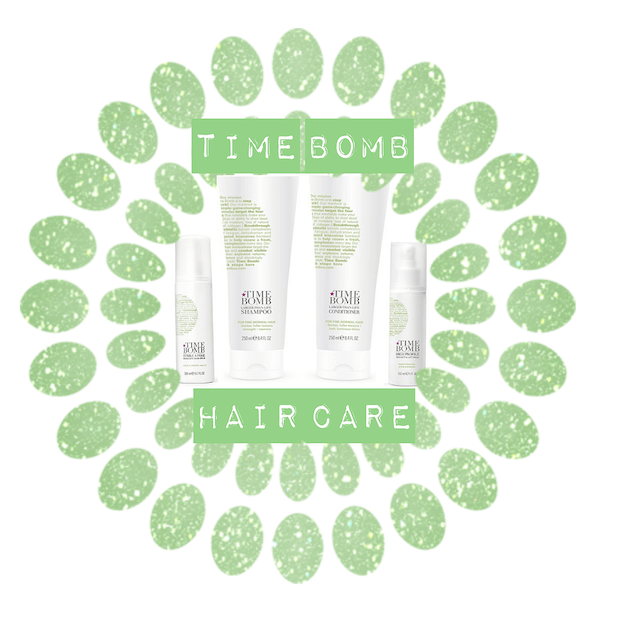 REVIEW Time Bomb Hair Care