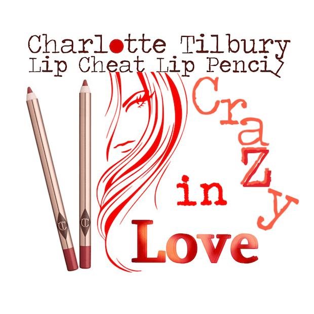 Charlotte Tilbury Lip Cheat Lip Liner - Crazy in Love