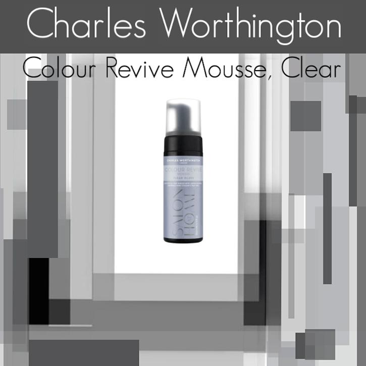 Charles Worthington Colour Revive Mousse