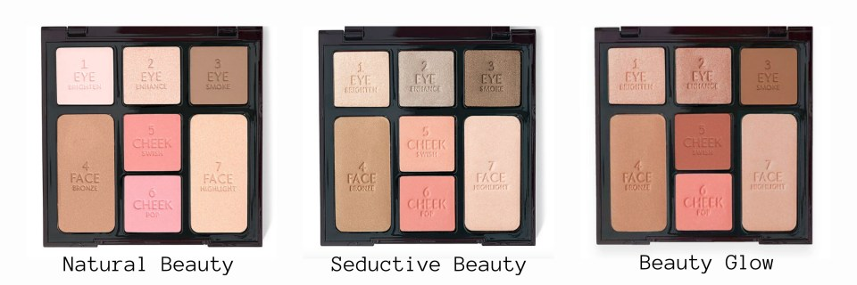 a5d289c131648 REVIEW  Charlotte Tilbury Instant Look in a Palette – Unfading Beauty