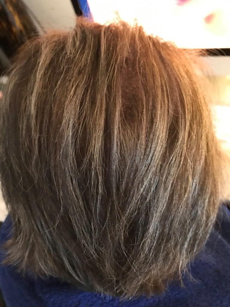 3D HAIR DURING