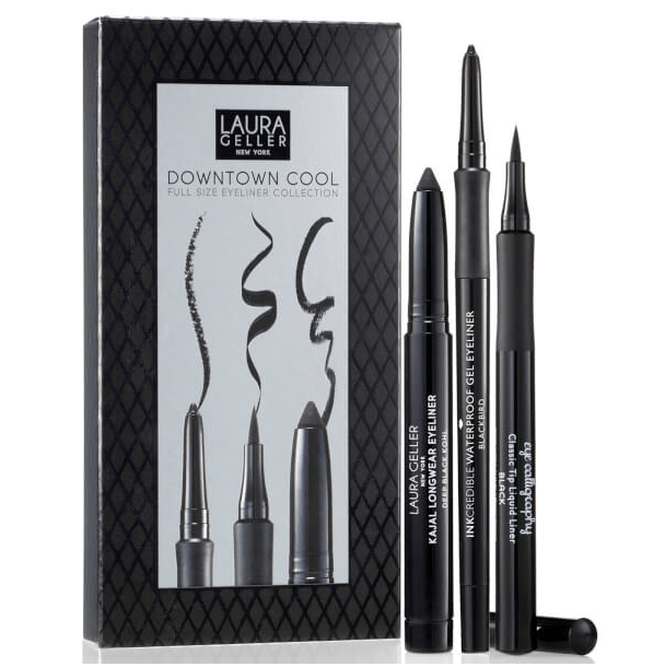 Downtown Cool Eye Liner Kit - Black