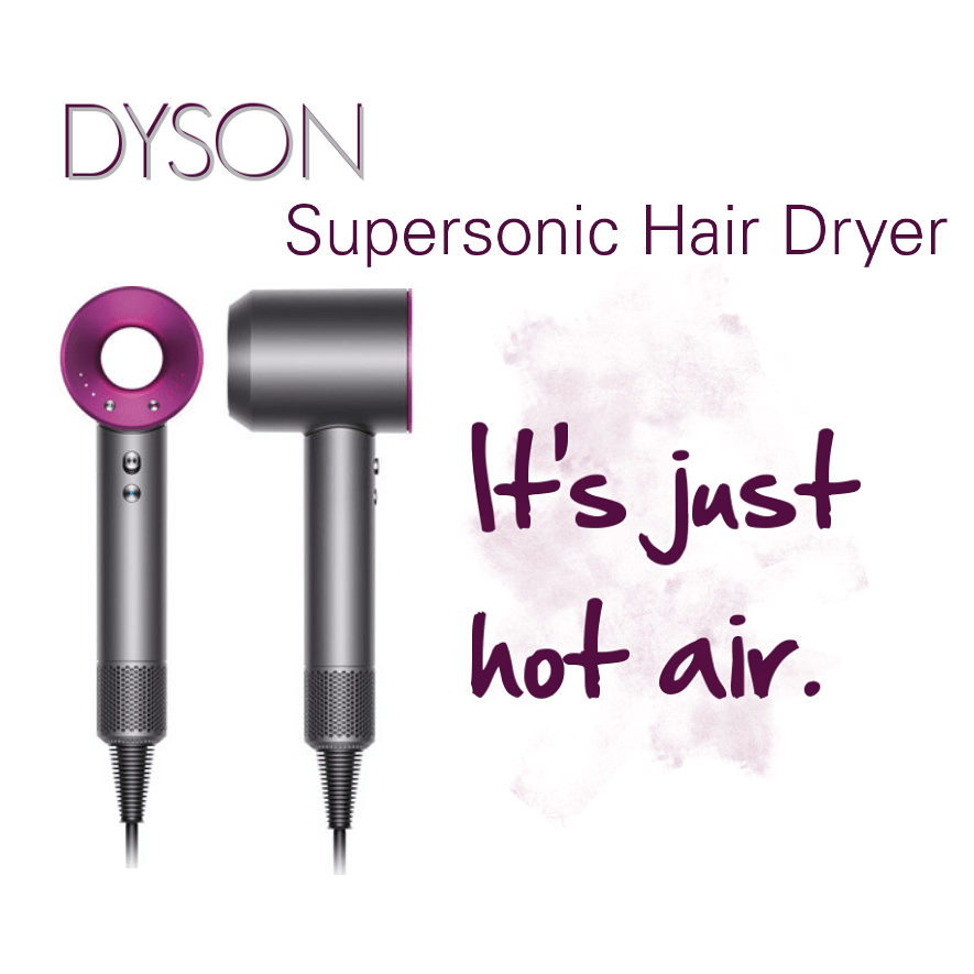 REVIEW Dyson SupersonicTM Hair Dryer Unfading Beauty