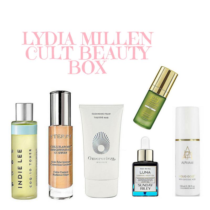 Lydia Millen Cult Beauty Box