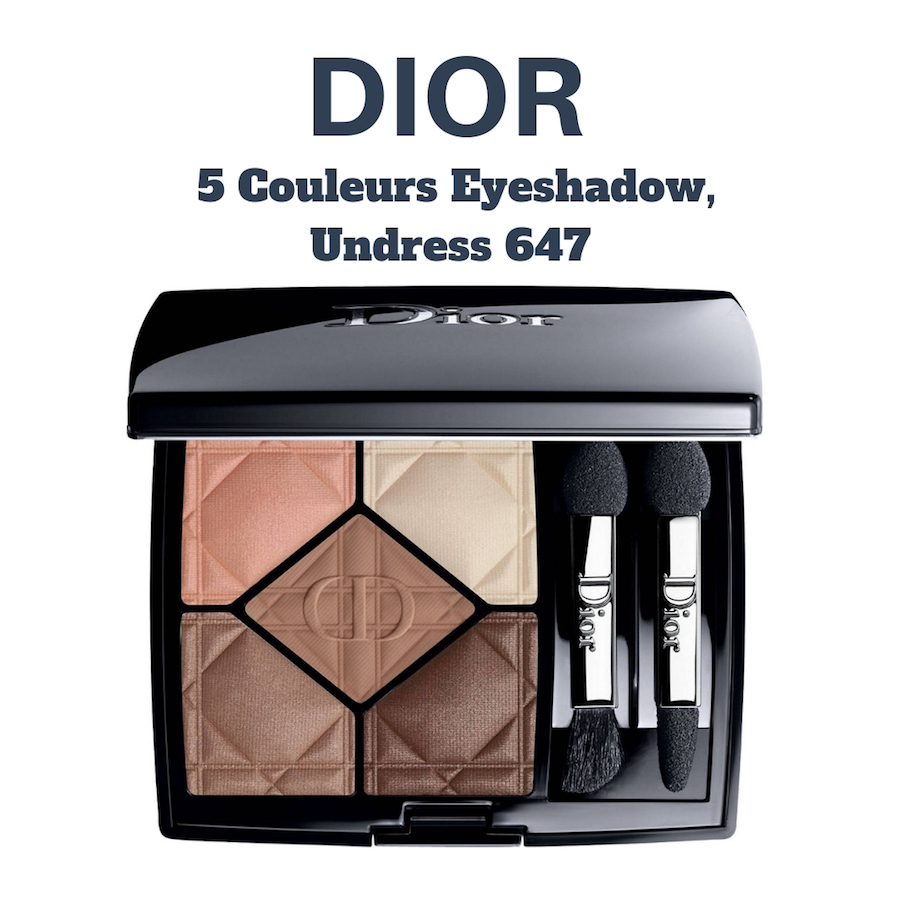 Dior 5 Couleurs Eyeshadow, Undress 647