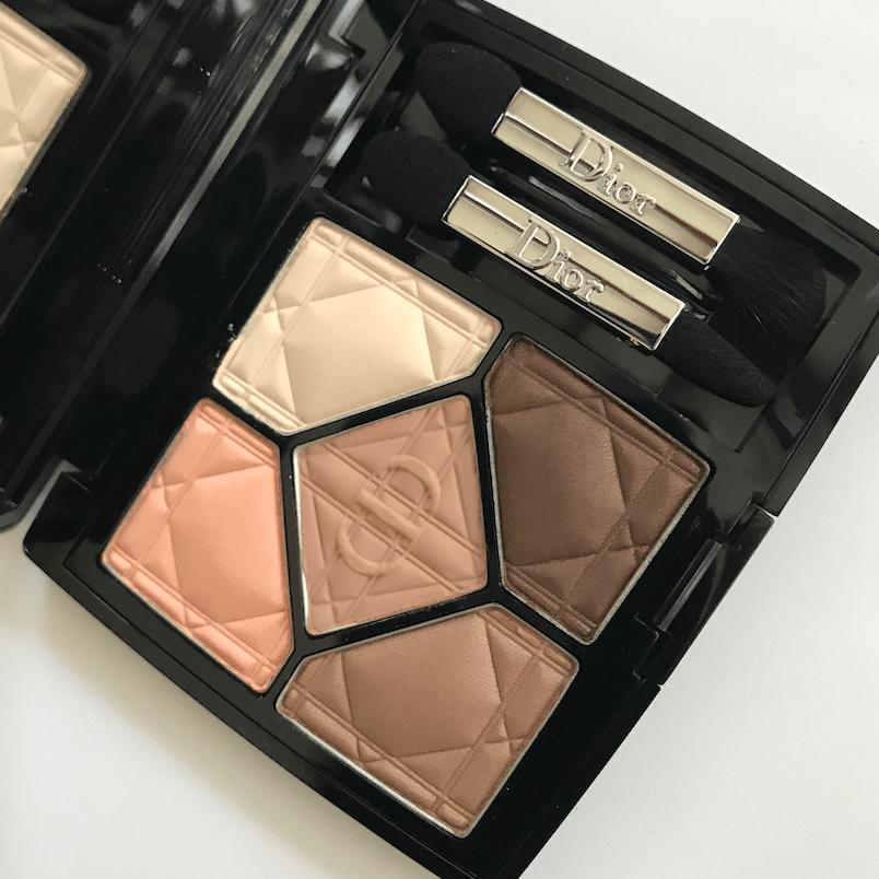 Dior Undressed palette