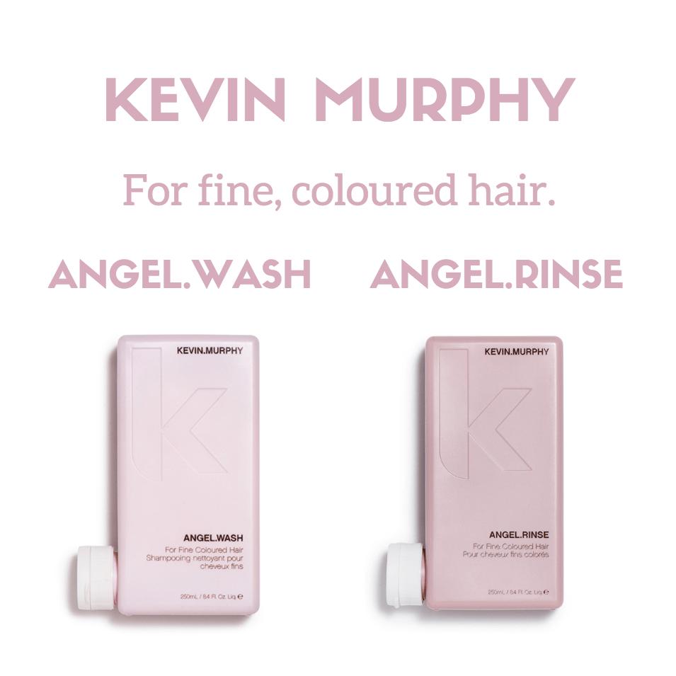 Kevin Murphy Angel Wash & Angel Rinse