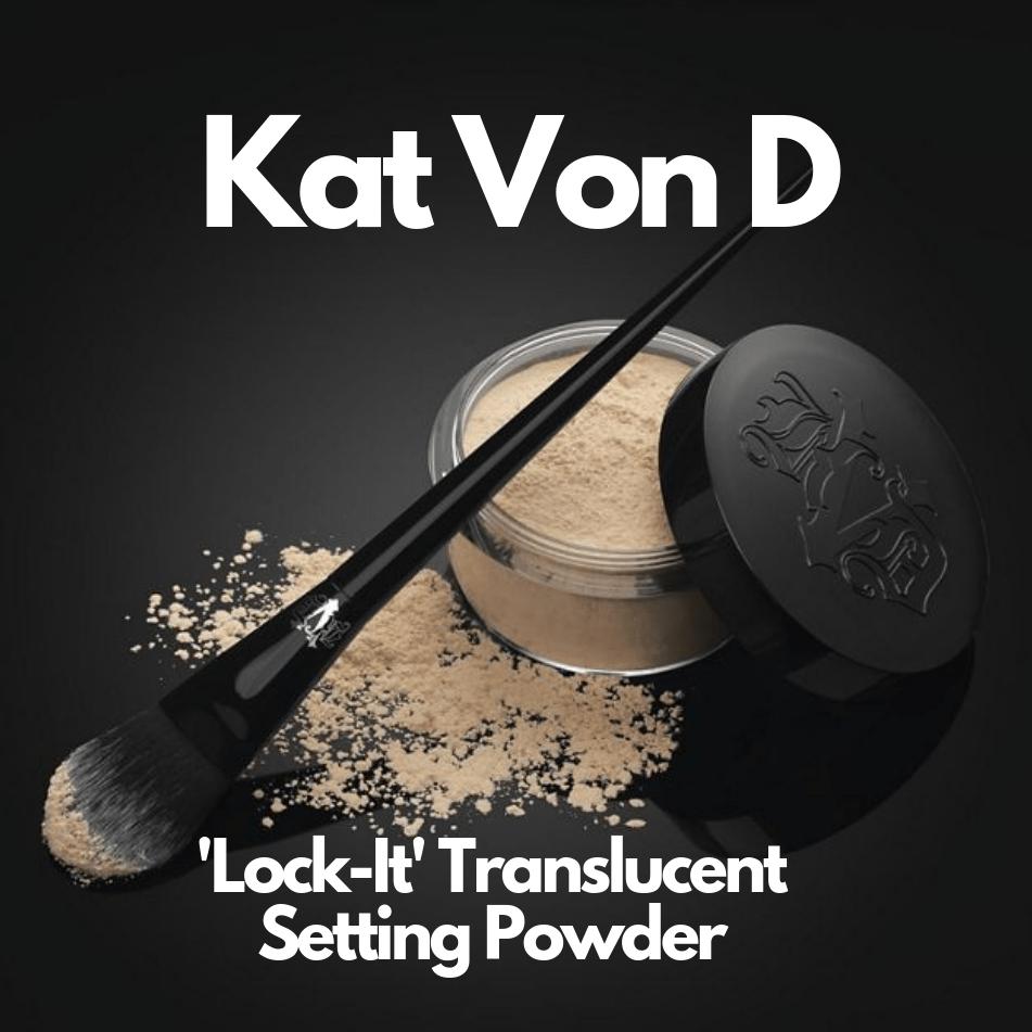 Kat Von D 'Lock-It' Translucent Setting Powder