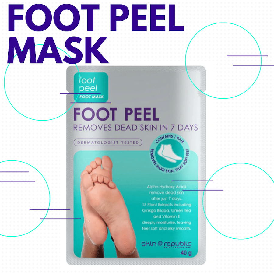 Foot Peel Mask
