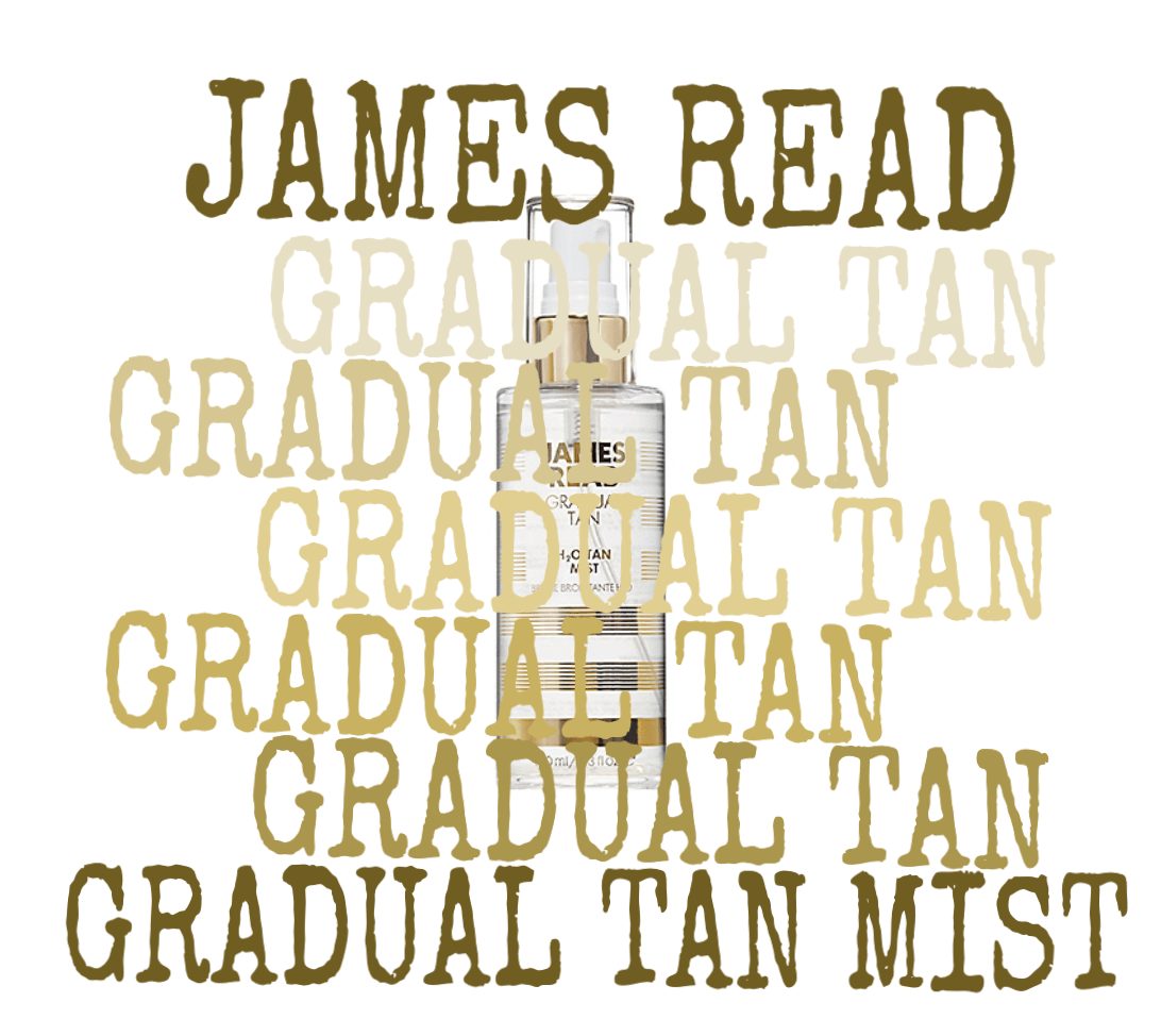 James Read Gradual Tan Mist