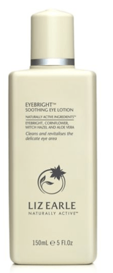 Review Liz Earle Eyebright Soothing Eye Lotion