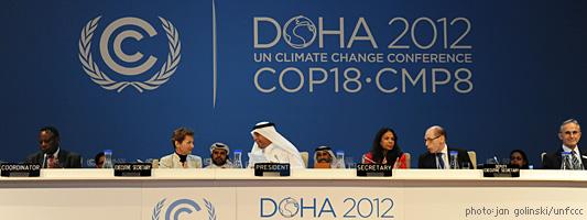 COP 18 / CMP 8