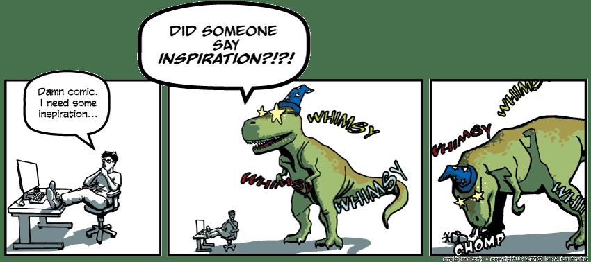 Inspirasaurus