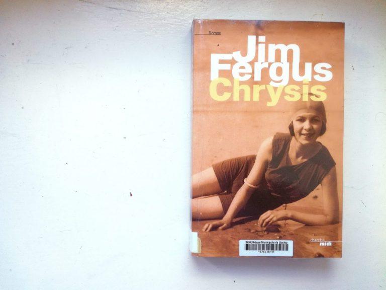 Chrysis Jim Fergus