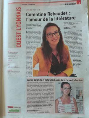 Le Progrès - 23/08/2018