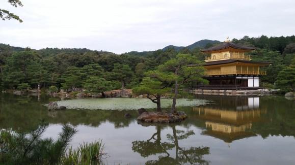 Kinkaku-ji, The Golden Pavillion