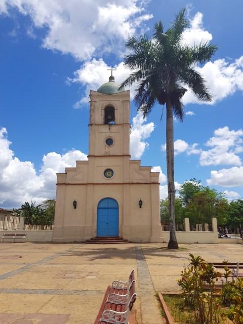 Iglesia del Sagrado Corazon de Jesus church in Vinales