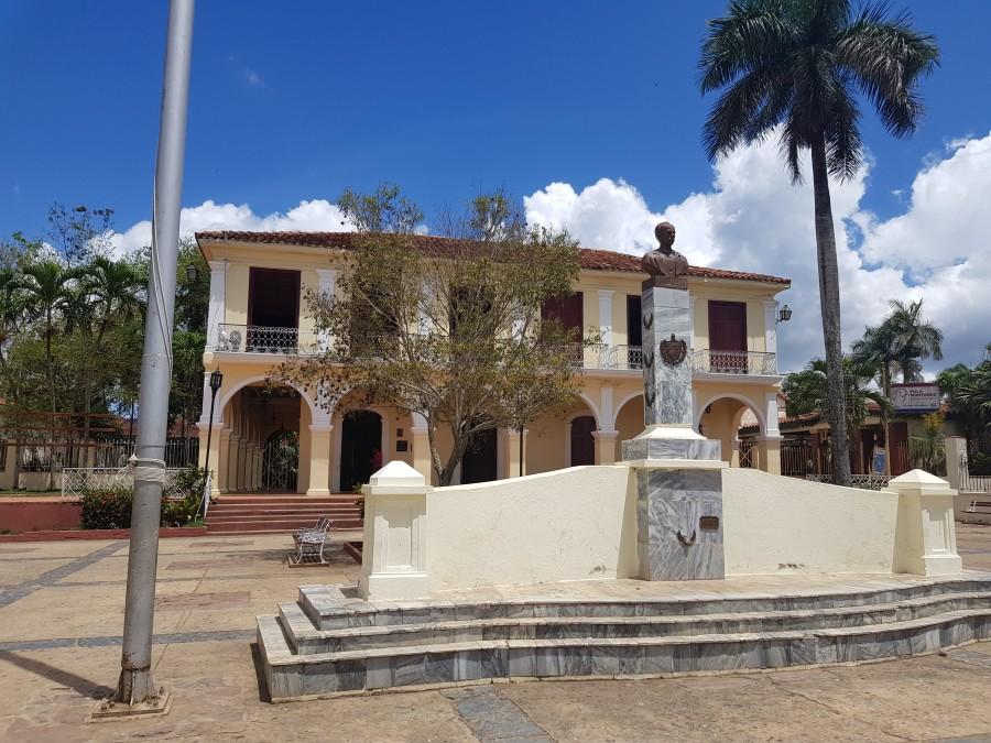 Vinales town centre