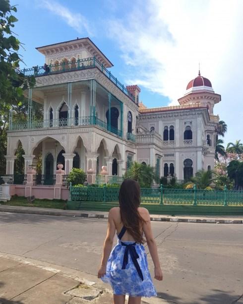 Palacio de Valle in Cienfuegos